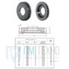 Долбяк дисковый прямозубый m 1,25 Do 75мм (80х31,75мм) А-I Z=60  а=20° Р6М5 ГОСТ 9323-79
