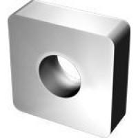 Пластина SNUA  - 120416  Т15К6(YT15) квадратная dвн=5мм (03113) гладкая с отверстием
