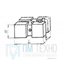 Подкладка прямоугольная 45х30х10 с Т-образным пазом 8мм (ДСПМ-2-18)