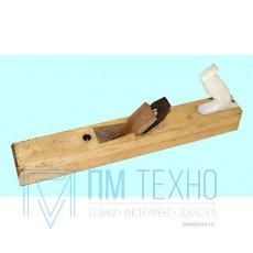 Полуфуганок деревянный 530х70мм, ширина ножа 45мм