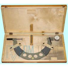 Индикаторная  СИ- 200,  100-200 мм с индикатором ИЧ 10-2М кл.точн.1 (0,01)