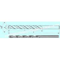 Сверло d  2,5 х 50х 90  ц/х Р6М5  удлиненное с вышлифованным профилем