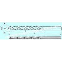 Сверло d 11,7х115х195  ц/х  Р9  удлиненное с вышлифованным профилем