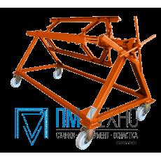 Разматыватель самоцентрирующийся рулонного металла  Stalex РМ2С - 1250