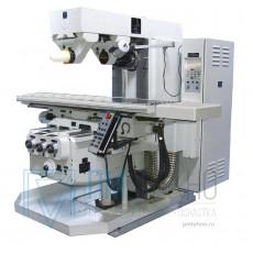 Горизонтальный консольно-фрезерный станок FU350MR / FU350MRNC